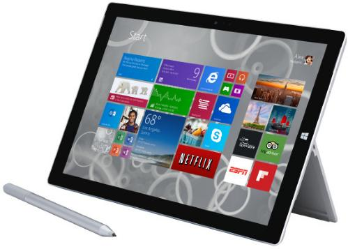 Microsoft Surface 3 (LC5-00005)