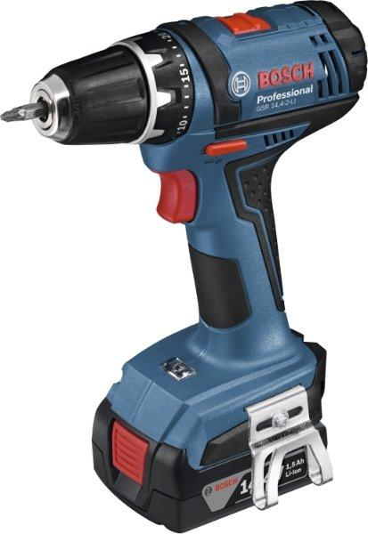 Bosch GSR 14,4-2-LI (2x1,5Ah)