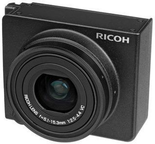 Ricoh GXR S10 24-72mm