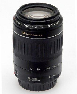Canon EF 55-200mm USM II