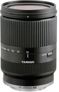 Tamron AF 18-200mm F3.5-6.3 VC