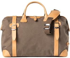 Barber Shop Traveler Bag Quiff