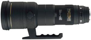 Sigma 500mm f/4.5 APO EX DG for Sony
