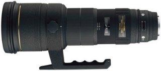 Sigma 500mm f/4.5 APO EX DG for Sony