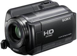 Sony HDR-XR105E