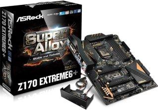 ASRock Z170 Extreme6+