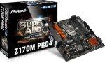 ASRock Z170M Pro4