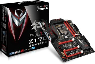 ASRock Fatal1ty Z170 Gaming K6