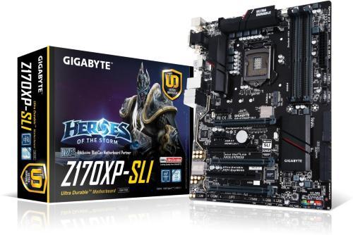 Gigabyte GA-Z170XP-SLI