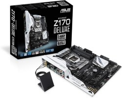 Asus Z170-Deluxe