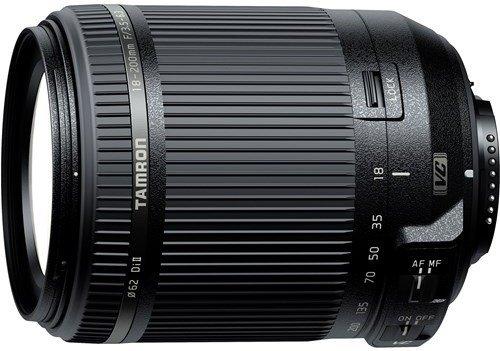 Tamron 18-200mm F/3,5-6,3 Di II VC for Canon