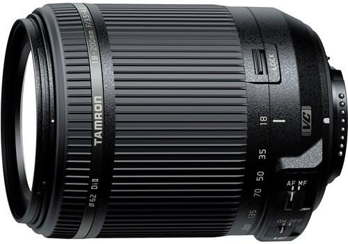 Tamron 18-200mm F/3,5-6,3 Di II VC for Canon