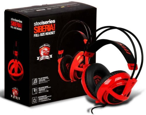 SteelSeries Siberia v2 MSI Edition