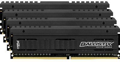 Crucial Ballistix Elite DDR4 2666MHz 16GB CL16 (4x4GB)