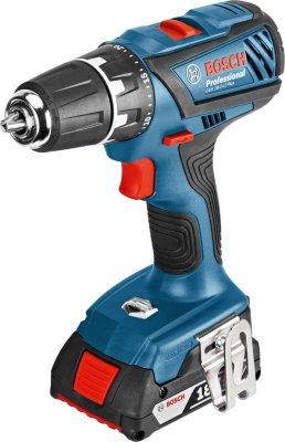 Bosch GSR18-2 LI (2x2,0Ah)