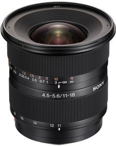 Sony 11-18mm F4.5-5.6
