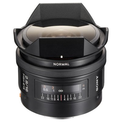Sony SAL-16F28 16mm F2.8 Fisheye