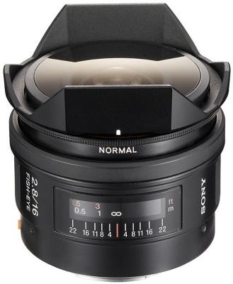 Sony SAL-16F28 16mm F2.8 Fisheye