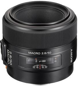 Sony SAL-50M28 50mm F2.8 Macro