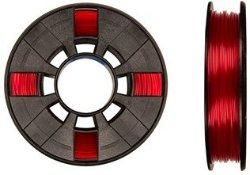 MakerBot PLA Translucent Red