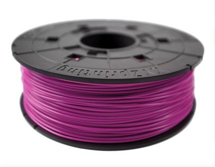 XYZprinting Da Vinci ABS Purpurin