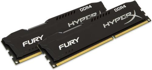 Kingston HyperX Fury DDR4 2400MHz 16GB CL15 (2x8GB)