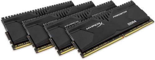 Kingston HyperX Predator DDR4 2133MHz 32GB CL13 (4x8GB)