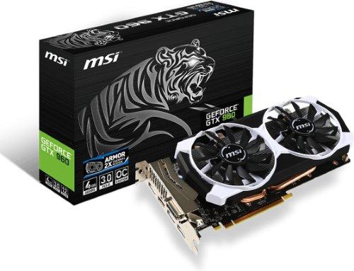 MSI GeForce GTX 950 2GD5T OC