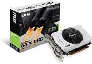 MSI GeForce GTX 950 2GD5 OC