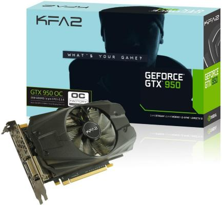 KFA2 GeForce GTX 950 OC