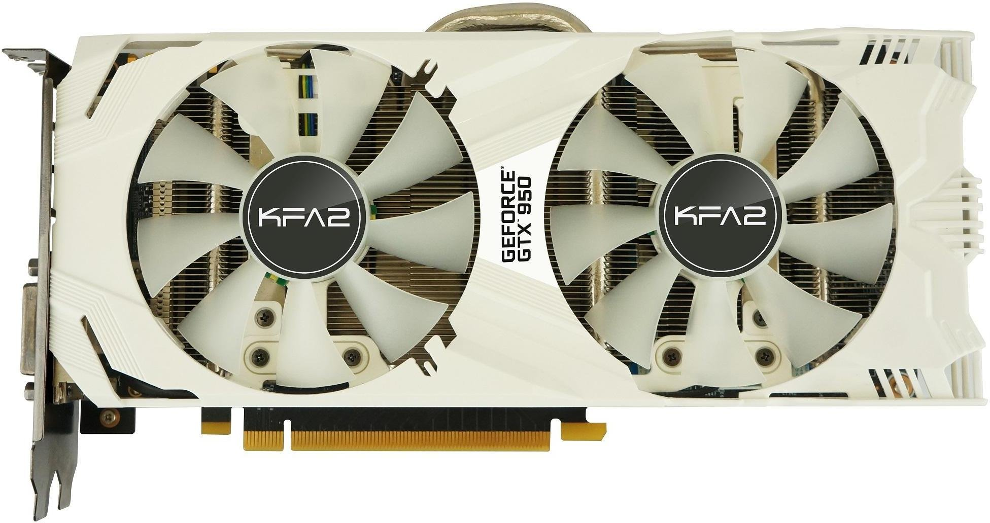 Gainward KFA2 GeForce GTX 950 EX OC W 2GB hMpMOh
