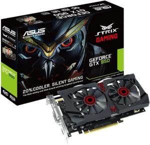 Asus GeForce GTX 950 Strix GAMING 2GB