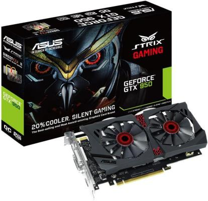 Asus GeForce GTX 950 Strix GAMING 2GB