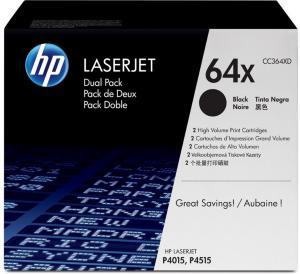 HP Toner 24k Svart