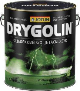 Drygolin Oljedekkbeis (9 liter)