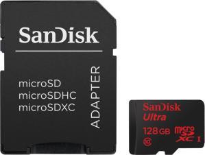 SanDisk Ultra microSDXC 128GB