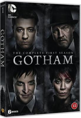 Gotham sesong 1