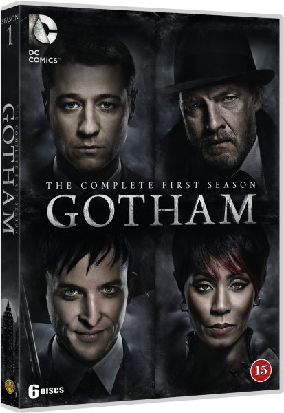 Warner Bros Gotham sesong 1