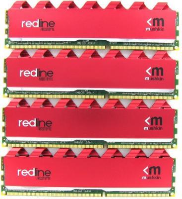 Mushkin Redline DDR4 2400MHz 16GB CL13 (4x4GB)