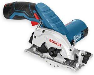 Bosch GKS 10,8 V-LI (2x2,5Ah)