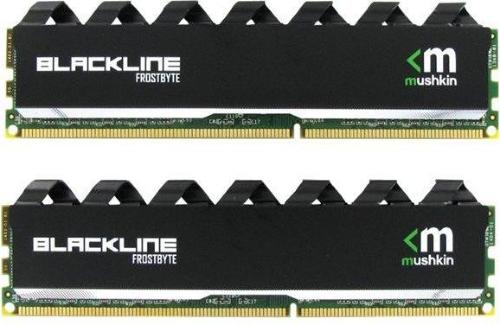 Mushkin Blackline DDR3 1600MHz 8GB (2x4GB)