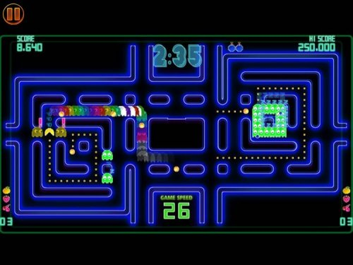 PAC-MAN Championship Edition DX+ til Android