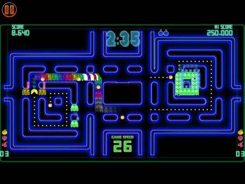 PAC-MAN Championship Edition DX+ til iPhone