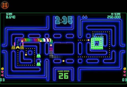 PAC-MAN Championship Edition DX+ til iPhone