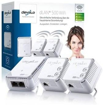 Devolo dLAN 500 WiFi Network kit