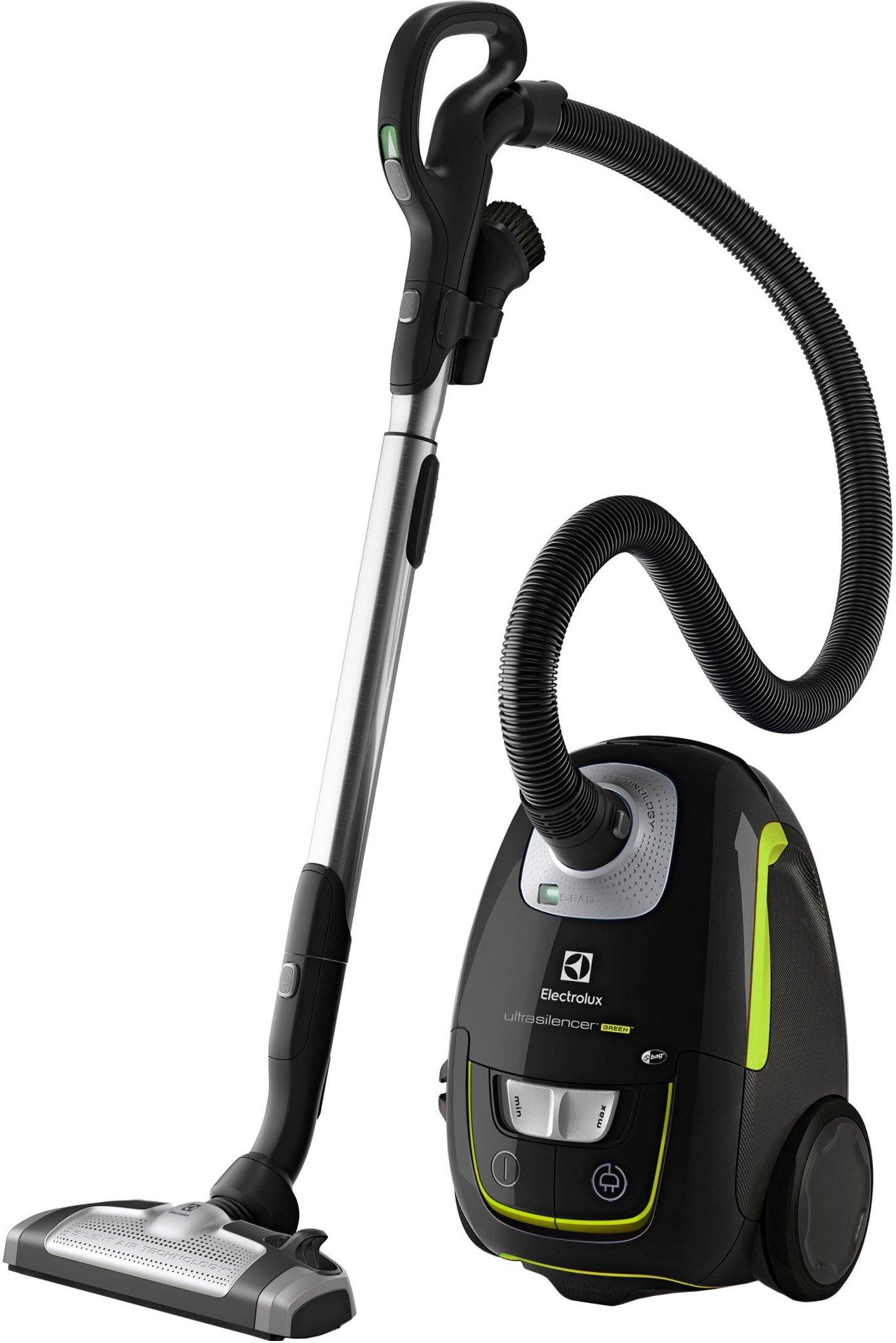Electrolux ultrasilencer green støvsuger   FINN.no
