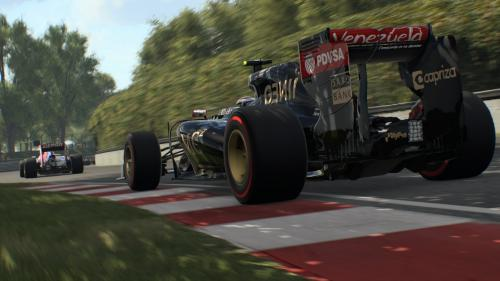 F1 2015 til Playstation 4