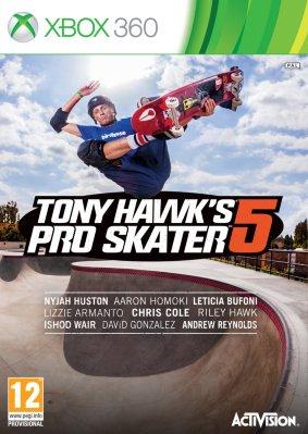 Tony Hawk's Pro Skater 5 til Xbox 360