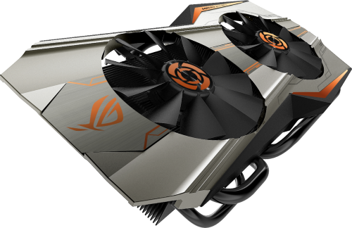 Asus ROG Matrix GTX 980Ti Platinum