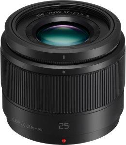 Lumix G 25mm f/1.7 ASPH